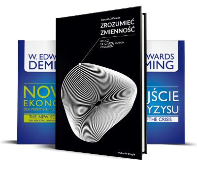 Zestaw książek doskonałość w zarządzaniu 2