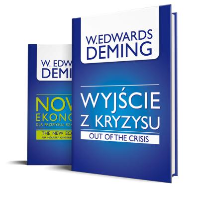 Zestaw książek Deminga