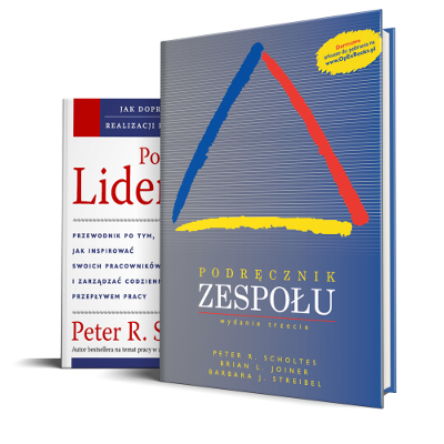 Zestaw książek Scholtesa